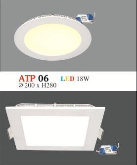 Đèn Led Siêu Mỏng Hufa 18W